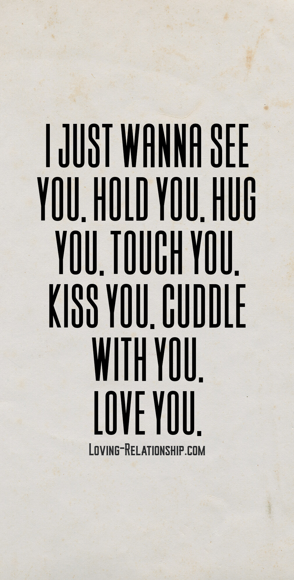 I wanna see you quotes